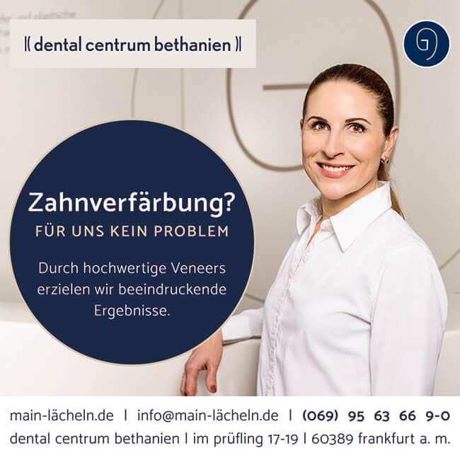 Praxismarketing – Beispiel Dental Centrum Bethanien