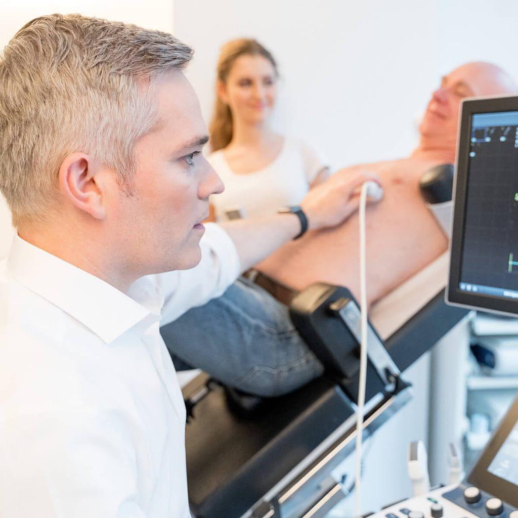 Praxismarketing Beispiel Kardiologie