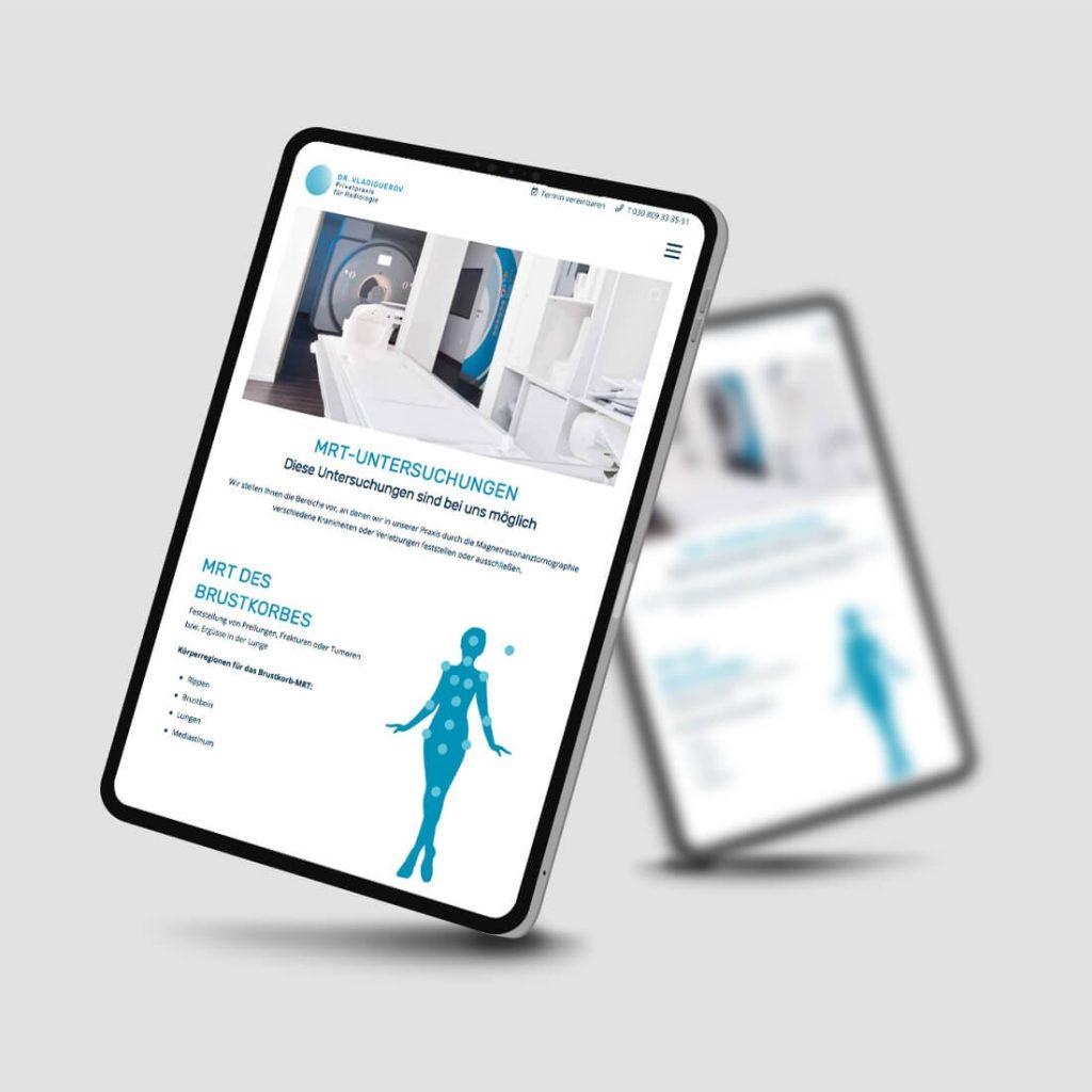 Praxismarketing Radiologie