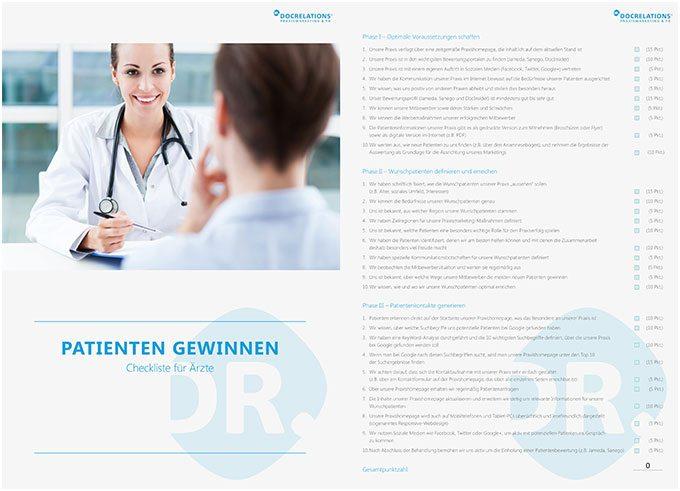 Praxismarketing – Patienten gewinnen