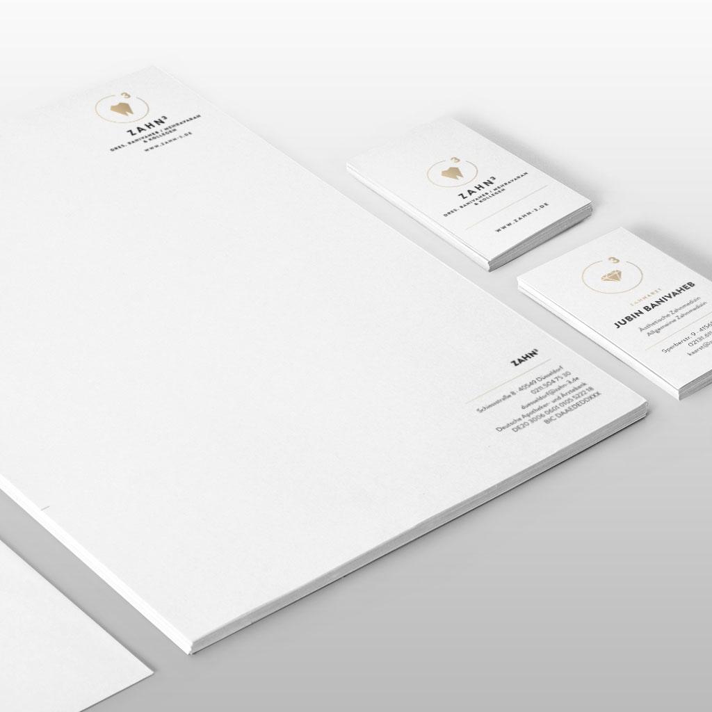 Praxismarketing Corporate Design