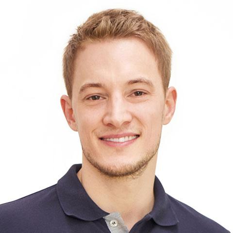 Zahnarzt Nils Hunselar