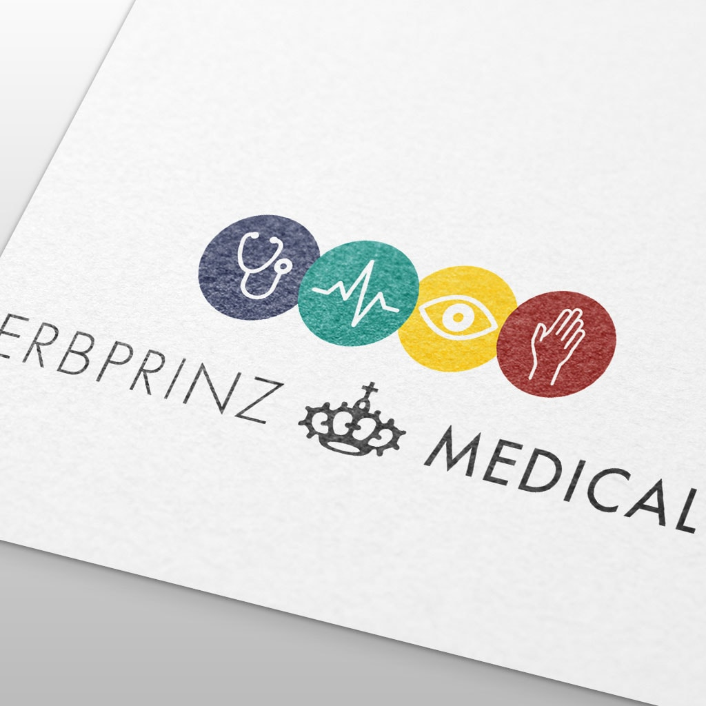 Praxislogo Erbprinz Medical