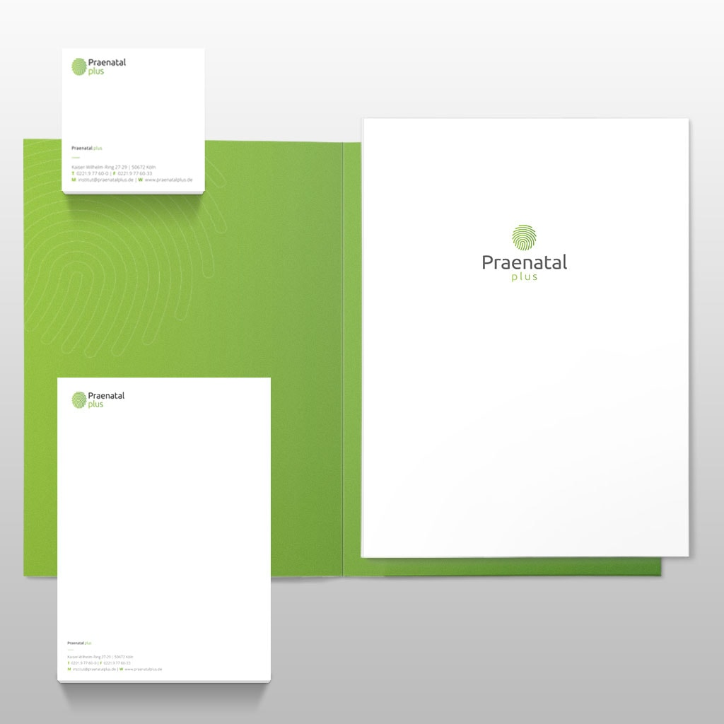 Praxismarketing – Praenatal Plus