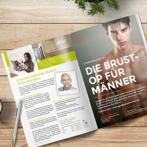 Werbeanzeige: Dr. Dr. Siessegger