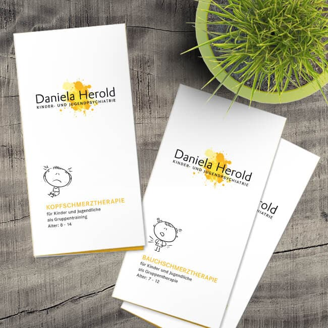 Praxismarketing – Beispiel Daniela Herold