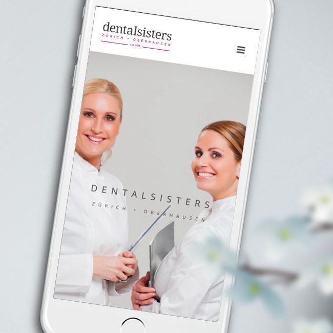 Praxismarketing – Dentalsisters, Zürich, Oberhausen