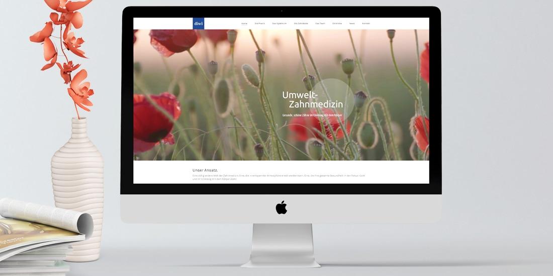 Praxismarketing – Projekte Diwi Praxis Köln