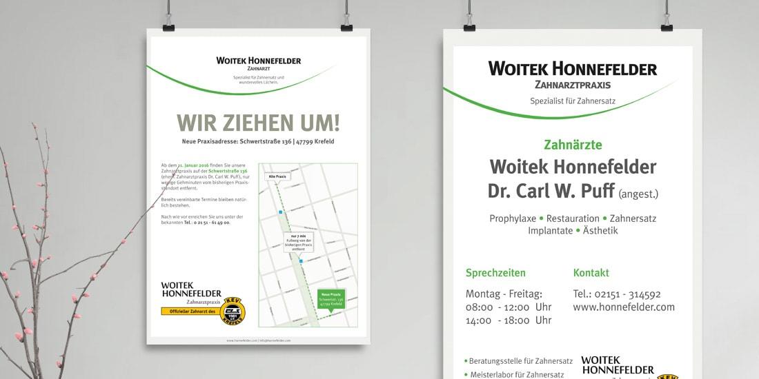 Praxismarketing – Wojtek Honnefelder
