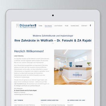 Praxismarketing – Düsseler8