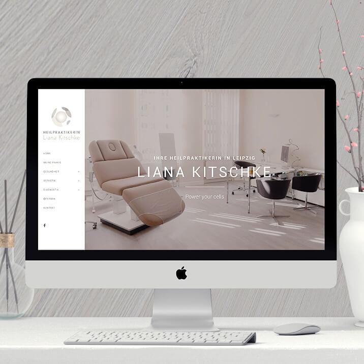 Praxismarketing – Beispiel Liana Kitschke