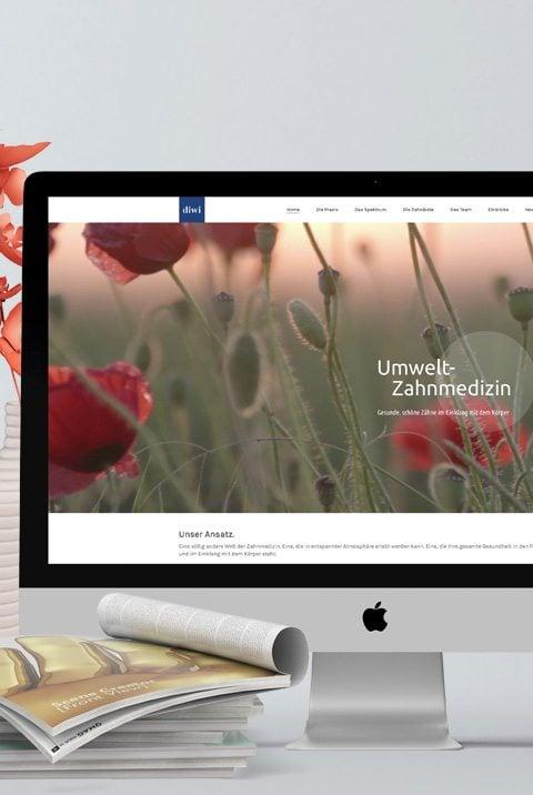 Praxismarketing Projekte Diwi Praxis Köln