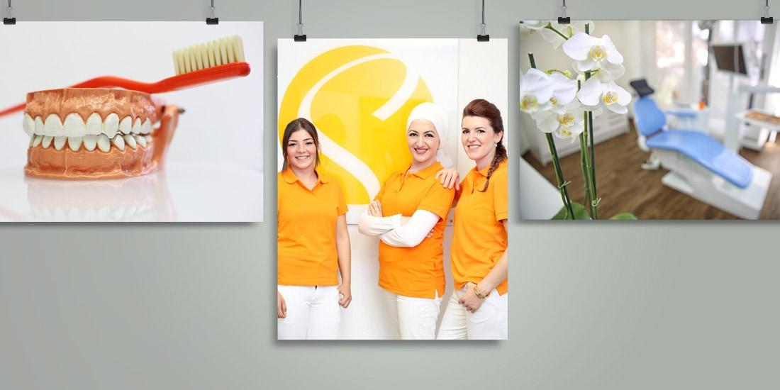 Praxismarketing – Zahnarztpraxis Sari